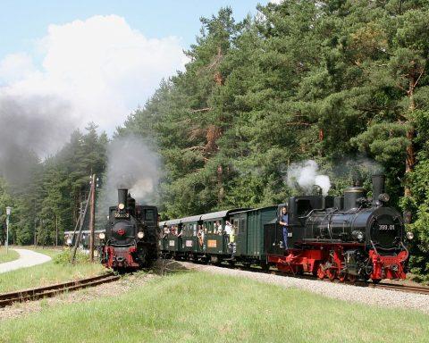 Waldviertlerbahn Dampflok