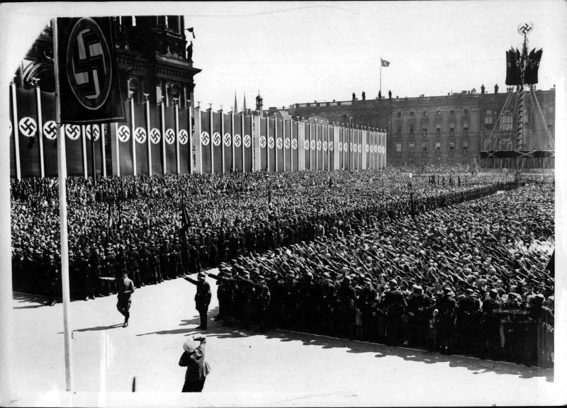 1. Mai Berlin 1937