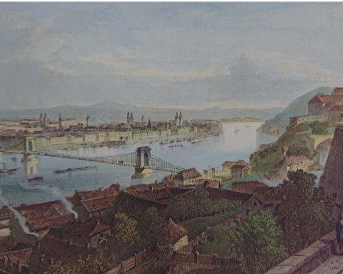 Buda und Pest