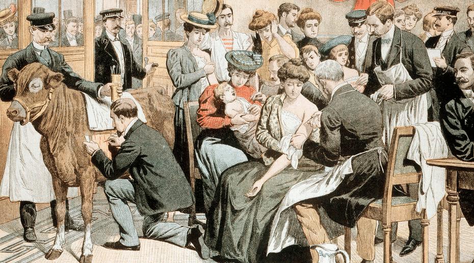 Pockenimpfung